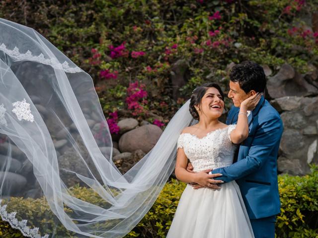 6 claves para armar el cronograma de matrimonio: el minuto a minuto de su gran día