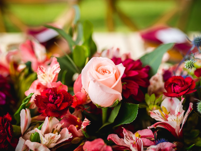 Decoración floral: 5 estilos florales para matrimonio ¡elijan el suyo!