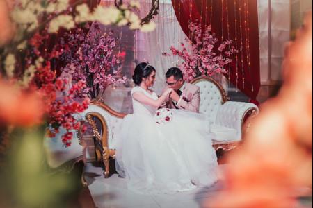 Arreglos florales para boda: armonía y belleza en la decoración nupcial