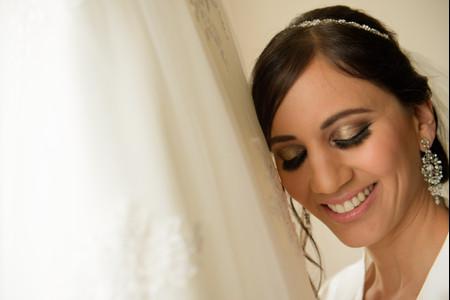 Buscando vestido de novia: ¿qué tono de blanco le va más a tu piel?