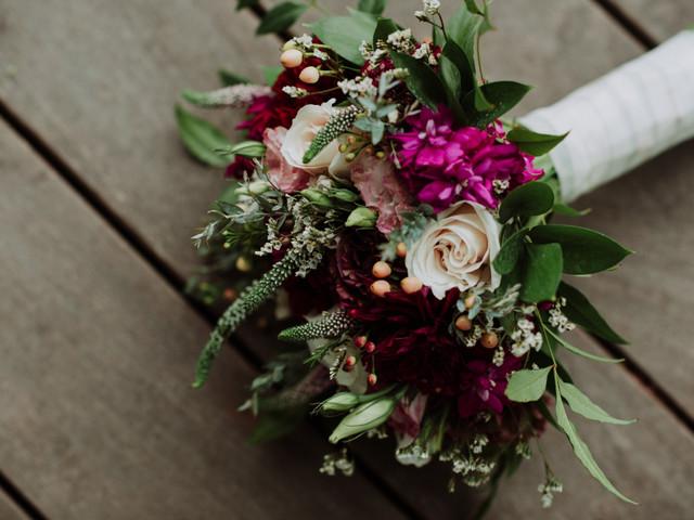 Tipos de bouquets de novia: ¿cuál es el que mejor va contigo?