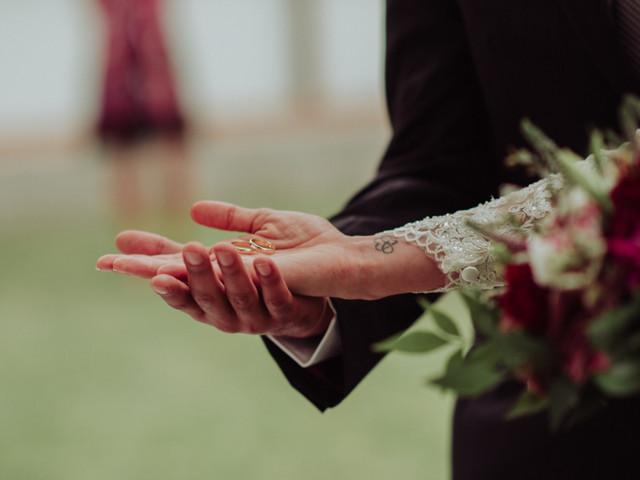 """¿Se puede seguir organizando el matrimonio? """"Sí, se puede"""""""
