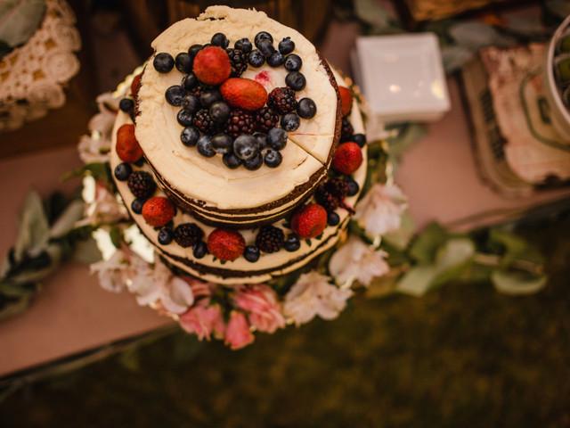 Torta para matrimonio al aire libre: 5 claves para acertar en su elección