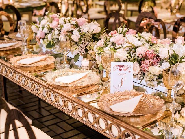 6 tendencias en decoración para su boda en otoño