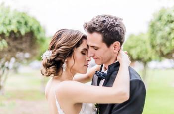 Los abrazos en su matrimonio: 40 fotografías de los más memorables ¡asegúrense de vivirlos todos!