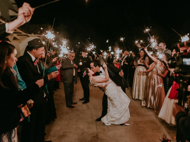 5 ideas para un final de fiesta de boda extraordinario