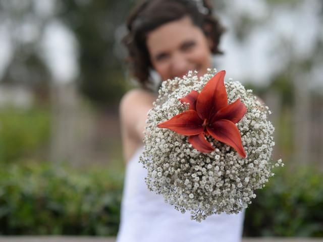 Bouquets de novia sencillos: 50 propuestas que te enamorarán