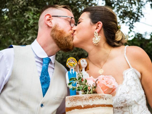 Tendencias en tortas de matrimonio 2021, ¡preparados para lo más dulce del año!
