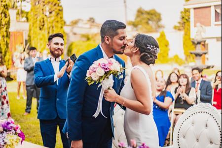 Su primer beso de recién casados: 6 consejos para que sea perfecto