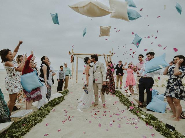 6 buenas razones para celebrar su boda en verano