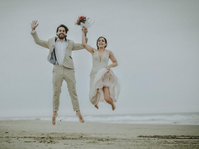 ¿Estrés en la organización de la boda?: 5 formas de combatirlo ¡la risa es su gran aliada!