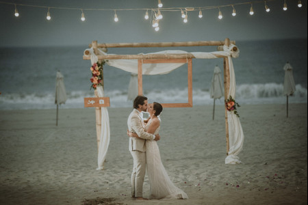 Matrimonios en la playa: 8 claves para una decoración increíble