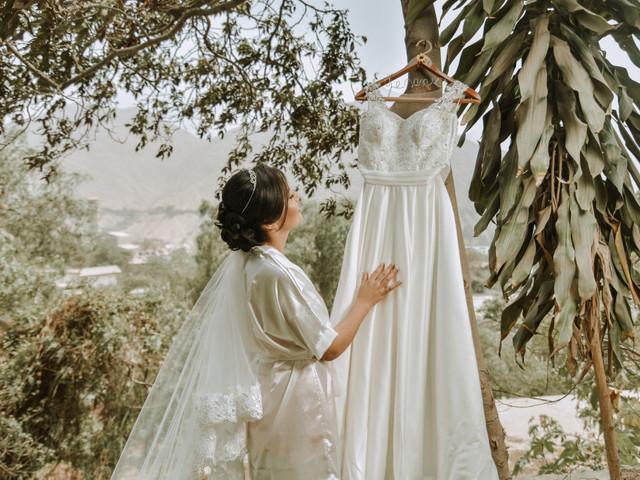 6 cosas que debes saber antes de comprar tu vestido de novia