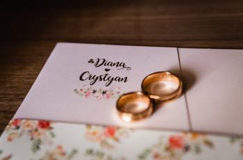 Tendencias en tarjetas de matrimonio ¡lo mejor del 2020!