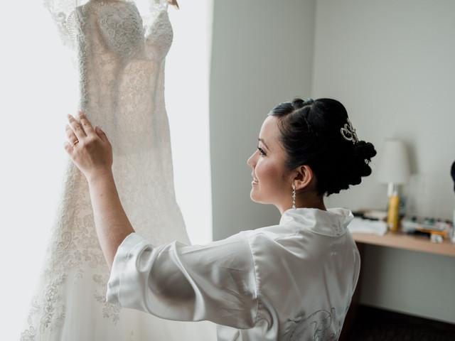 Cronograma para armar tu look de novia