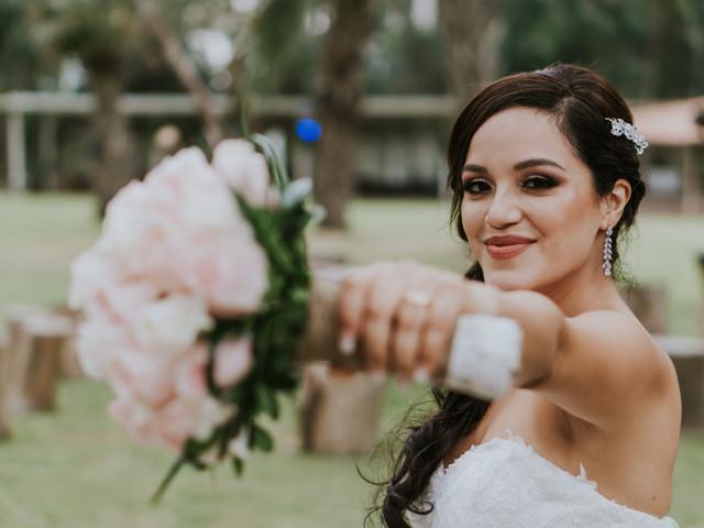 ¿Boda al aire libre?: 7 tips para el maquillaje de novia ¡luce preciosa en tu gran día!