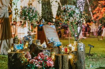 Adornos para matrimonio: tendencias en decoración nupcial