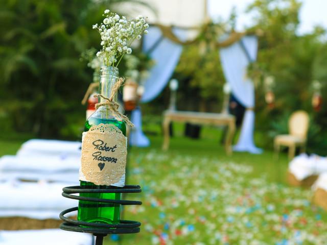 Decoración de boda hecha en casa: 6 consejos clave para hacerlo con creatividad y encanto