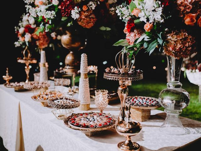Decoración glitter: la nueva tendencia para darle toques de brillo a su boda