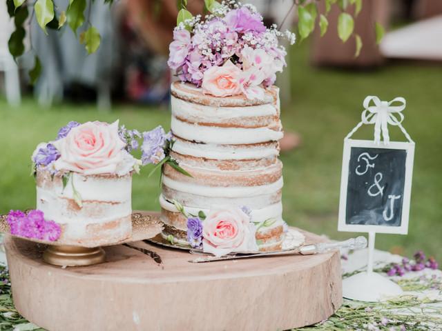 Tortas de matrimonio para un enlace veraniego: 25 propuestas ideales