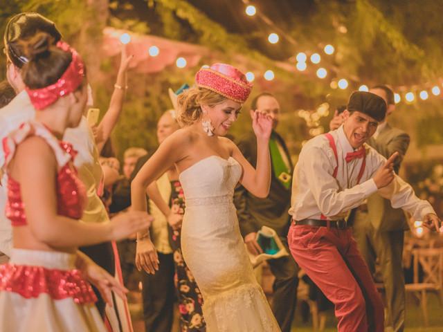 8 shows que animarán su fiesta de bodas: ¿saben cuáles son?