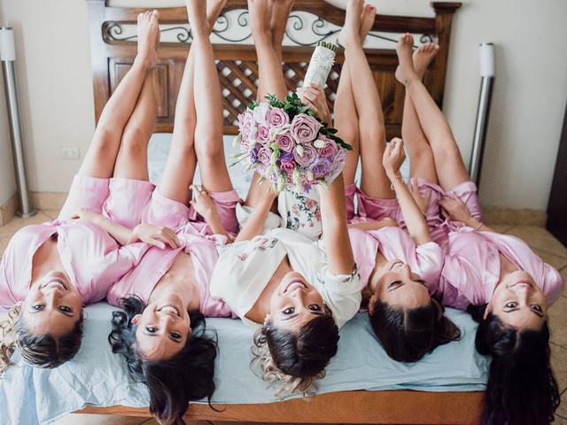 8 secretos para lucir unas piernas perfectas en tu gran día