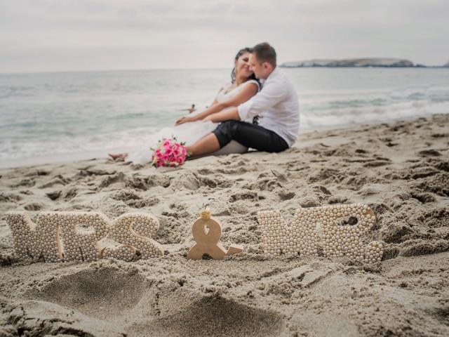 5 errores que deben evitar en la organización de su boda en la playa