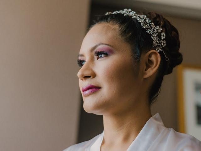 7 secretos para que tu peinado de novia sea perfecto