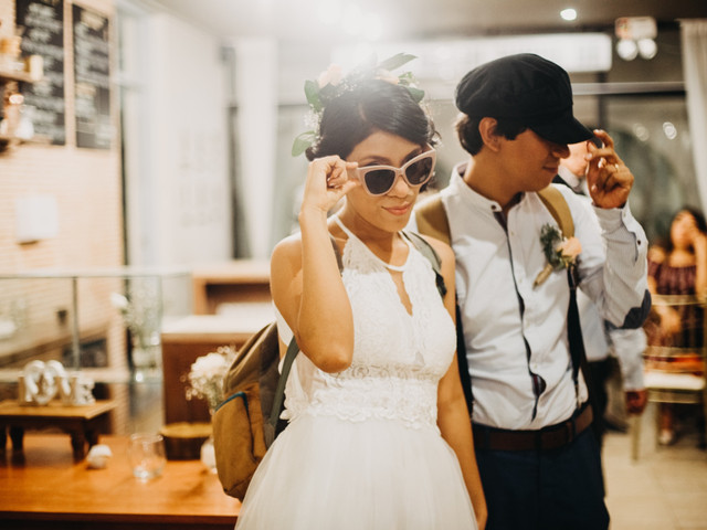 Novios millenials: ¿cómo son sus bodas?
