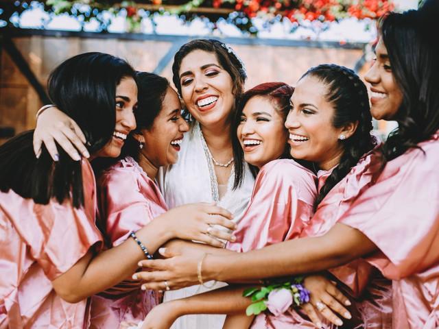 ¡Tus amigas son las mejores aliadas! Así puedes incluirlas en la organización de tu matrimonio