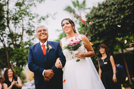 Estos son los momentos más emotivos que vivirás con tu padre el día del matrimonio
