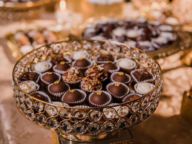 6 ideas para disfrutar del chocolate en su boda
