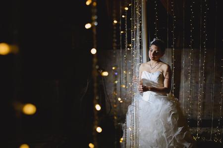 25 ideas para la decoración de una boda en Navidad