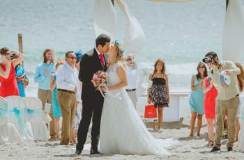 5 opciones de menú para una boda en la playa ¡A saborear!