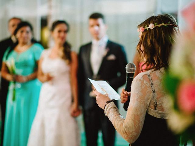 La madrina de la boda: ¿cuáles son sus funciones?