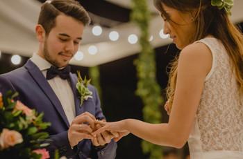 Matrimonio express: cómo organizar un enlace en tan solo 3 meses