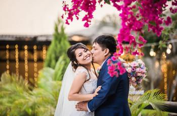 Creen su propia web de matrimonio gratis y cero complicaciones
