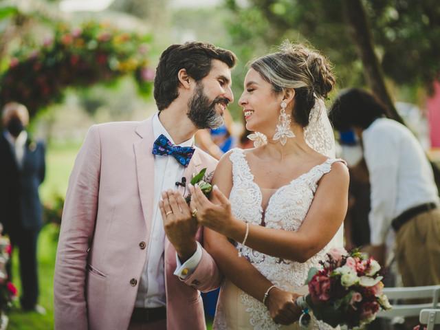 Así se están celebrado los matrimonios más bonitos del bicentenario del Perú