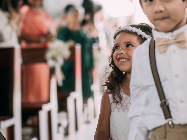 Novios con hijos: 6 ideas para que los incluyan en su boda