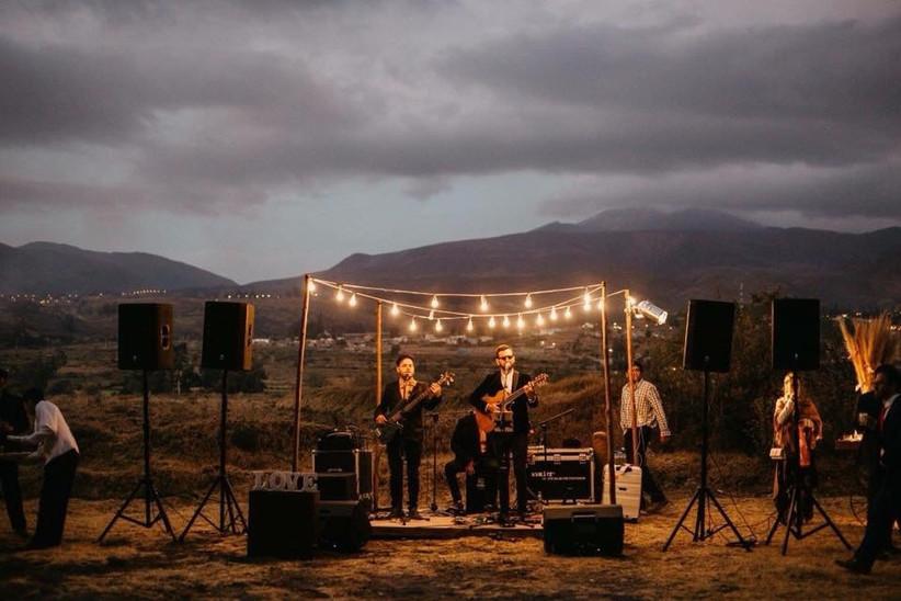 Festa Audio e Iluminación
