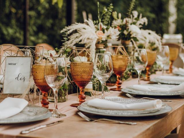 10 tendencias en decoración de matrimonio ¡lo mejor del 2021!