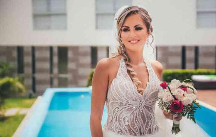 Giovana Demarini Make Up Artist - Novias