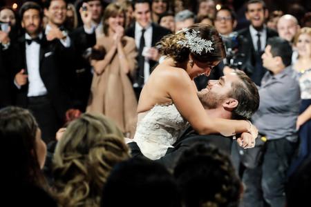30 canciones de película para su primer baile de bodas