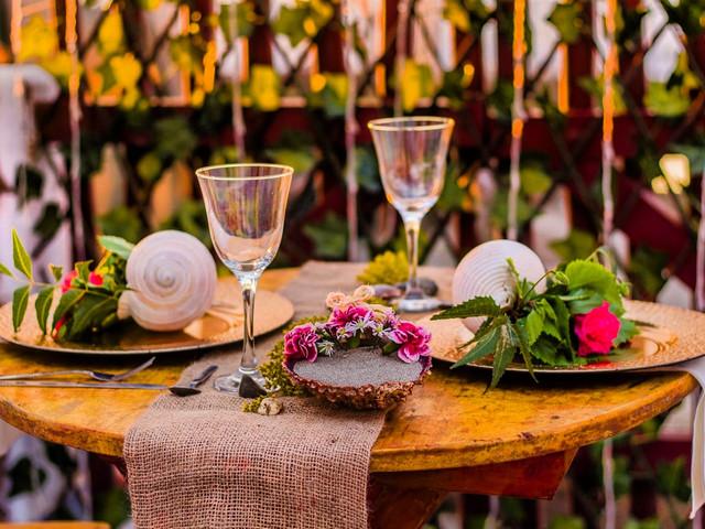 Decoración con temática marina: 7 y más ideas para su boda ¡un homenaje al mar y su belleza!