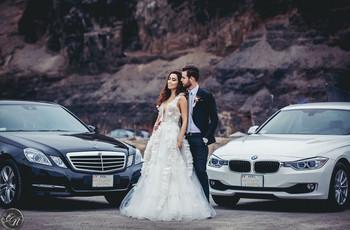 Auto para matrimonio: todo lo que deben saber para acertar en su elección
