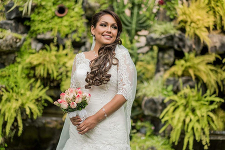 Peinados de novia para un matrimonio de día: ¡30 propuestas encantadoras!