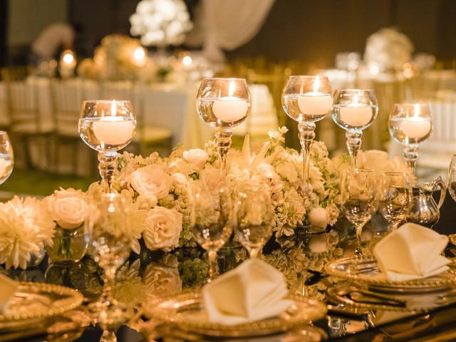 Decoración con velas: 5 mejores ideas para iluminar con romanticismo su boda
