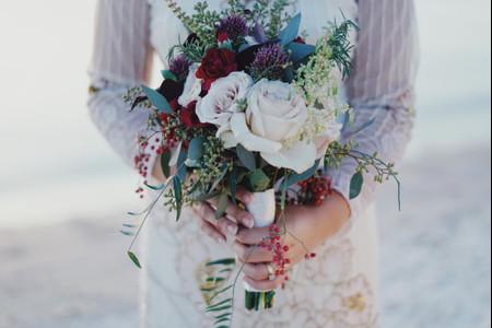 6 tendencias irresistibles en bouquets de novia 2021. ¿Cuál elegirás en tu boda?