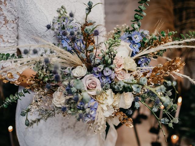 Bouquet de novia 2020: descubre las 5 mejores tendencias