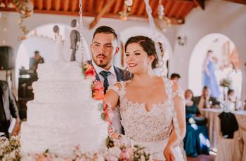 Tortas de matrimonio civil: 5 claves para acertar en su elección ¡delicia para compartir!